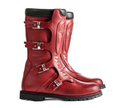 BOTAS STYLMARTIN TOURING CONTINENTAL RED