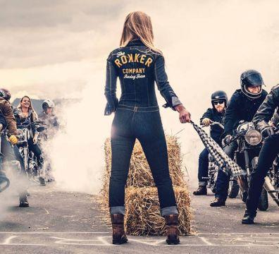 ROKKER OVERALL WOMENROKKER OVERALL WOMEN