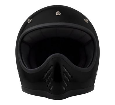 CASCO DMD SEVENTY FIVE MATT BLACK