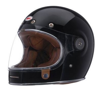 CASCO BELL BULLIT SOLID BLACK