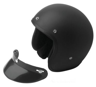 CASCO BANDIT JET MATT BLACK