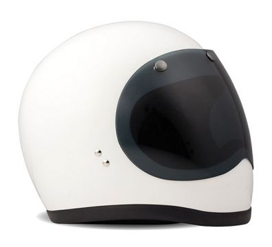PANTALLA DMD FULL FACE VISOR RACER SMOKE