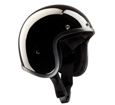 CASCO BANDIT JET GLOSS BLACK