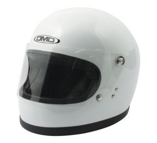 CASCO DMD VINTAGE ROCKET WHITE