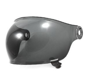 BELL BULLITT BUBBLE SHIELD DARK SMOKE