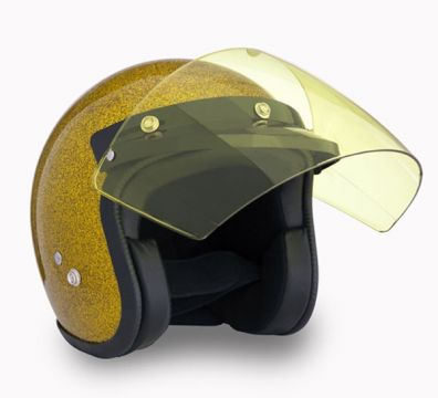 PANTALLA SEVENTIES FLIP UP YELLOW