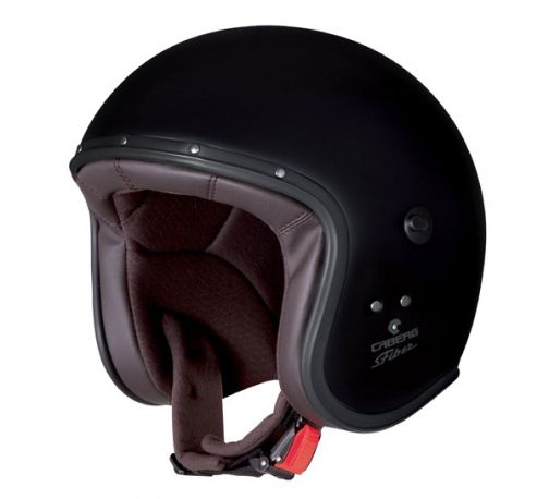 CASCO CABERG FREERIDE MATT BLACK