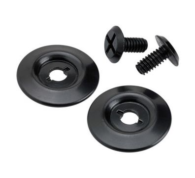 BILTWELL HARDWARE KIT BLACK