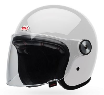 CASCO BELL RIOT SOLID BLACK