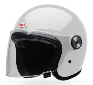 CASCO BELL RIOT SOLID WHITE