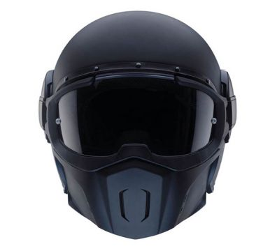 CASCO CABERG GHOST MATT BLACK
