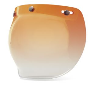 PANTALLA BELL BUBBLE SHIELD AMBER GRADIENT