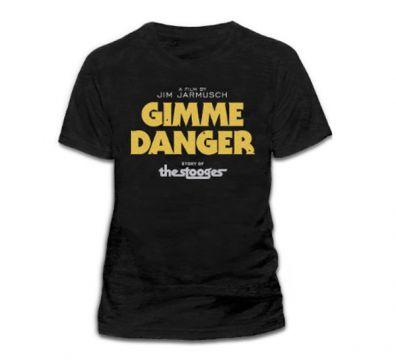 CAMISETA GIMME DANGER