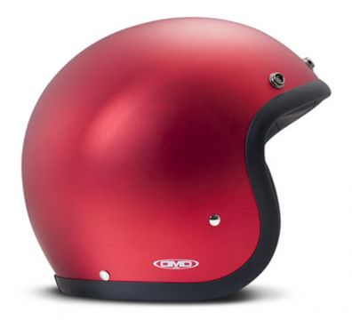 CASCO DMD VINTAGE METALLIC RED