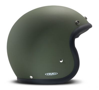 CASCO DMD VINTAGE MATT GREEN