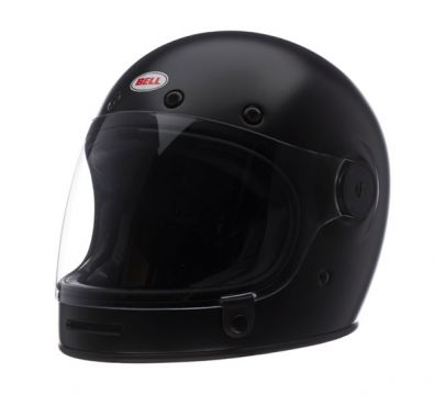 CASCO BELL BULLITT SOLID MATT BLACK