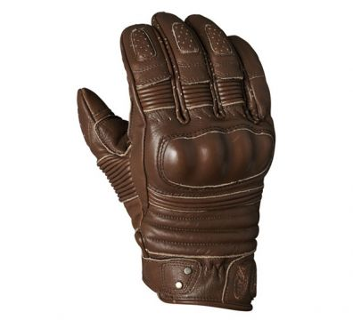 GUANTES ROLAND SANDS BERLIN TOBACCO