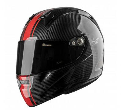 CASCO CAST CM5 CARBON RACE GLOSSY CARBON RED
