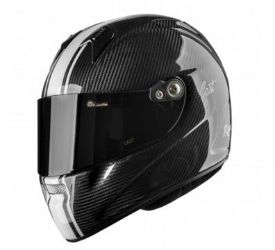 CASCO CAST CM5 CARBON RACE GLOSSY CARBON BLACK