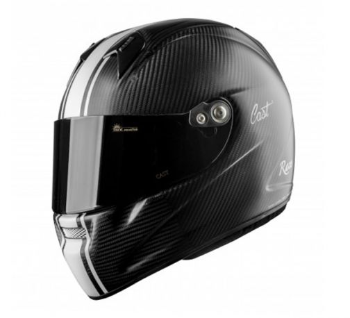 CASCO CAST CM5 CARBON RACE MATT CARBON BLACK