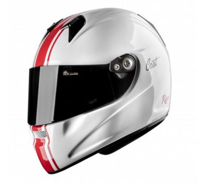 CASCO CAST CM5 RACE WHITE RED