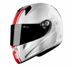 CASCO CAST CM5 RACE WHITE RED