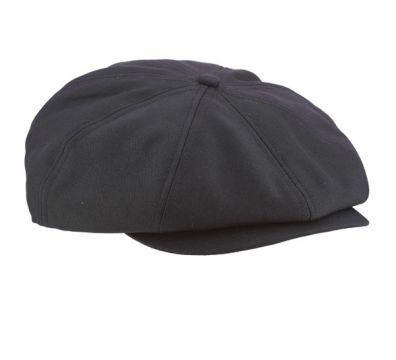 GORRA DICKIES JACKSONPORT FLAT CAP BLACK