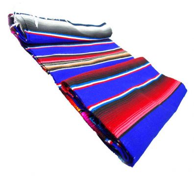 ROLL UP MEXICAN SERAPE
