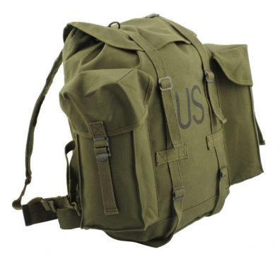 MOCHILA BACKPACK GREEN