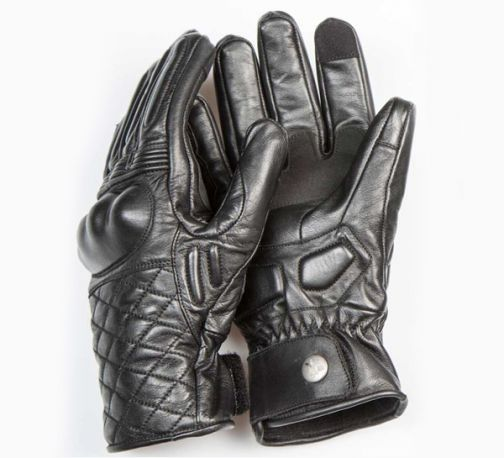 GUANTES BY CITY CAFE II BLACK