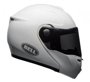 Casco Moto BELL Talla L SRT MODULAR Gris Amarillo