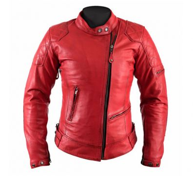 CAZADORA HELSTONS KS70 RED