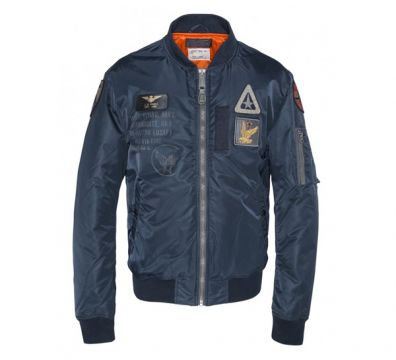 SCHOTT AIRFORCE2 BOMBER JACKET