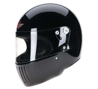 CASCO DAVIDA KOURA GLOSS BLACK