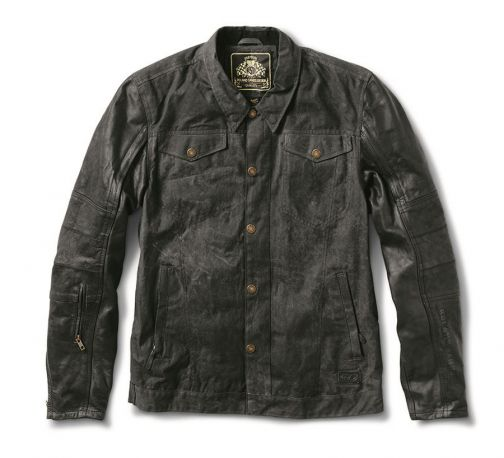 CHAQUETA ROLAND SANDS JOHNNY BLACK