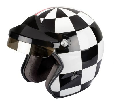 CASCO F MOTOCYCLETTE ST520 GRAND PRIX