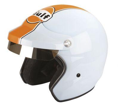 CASCO F MOTOCYCLETTE ST520 GULF LE MANS