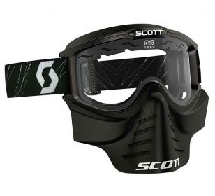 GAFAS SCOTT 83X SAFARI BLACK