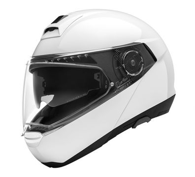CASCO SCHUBERTH C4 PRO BLANCO BRILLO