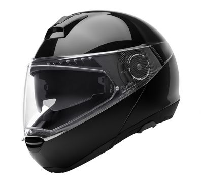 CASCO SCHUBERTH C4 PRO NEGRO BRILLO