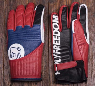 GUANTES HOLY FREEDOM FLAT TRACK