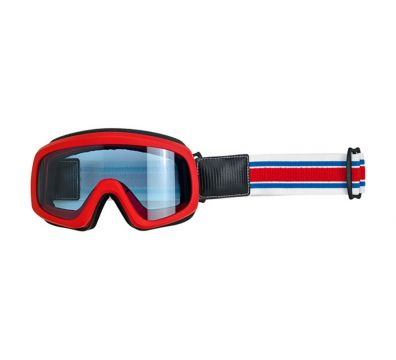 GAFAS BILTWELL OVERLAND GOGGLES 2.0 RACER RED