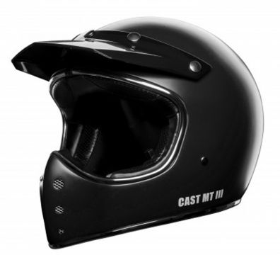CASCO CAST MT III NEGRO MATE