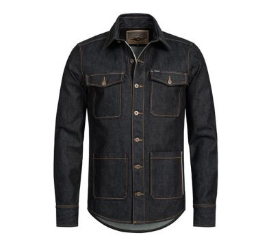 CHAQUETA ROKKER SELVAGE WORKER JACKET