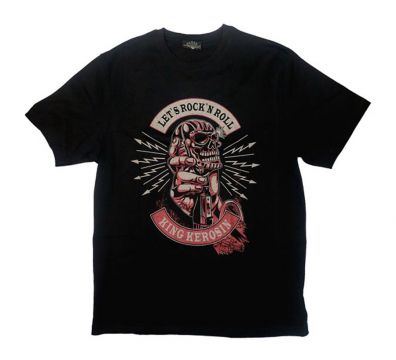 CAMISETA KING KEROSIN DEVILS TALK
