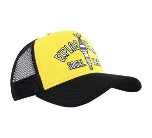 ROKKER EXPLOSIVE SHIT TRUCKER CAP