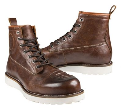 BOTAS JOHN DOE RIDING IRON BROWN CE