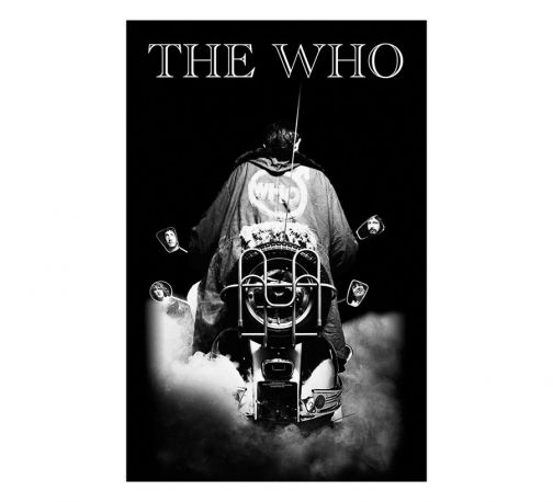 POSTER DE TELA THE WHO QUADROPHENIA