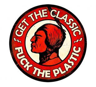 PEGATINA GET THE CLASSIC