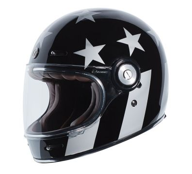 CASCO TORC T1 RETRO FULL FACE CAPTAIN VEGAS